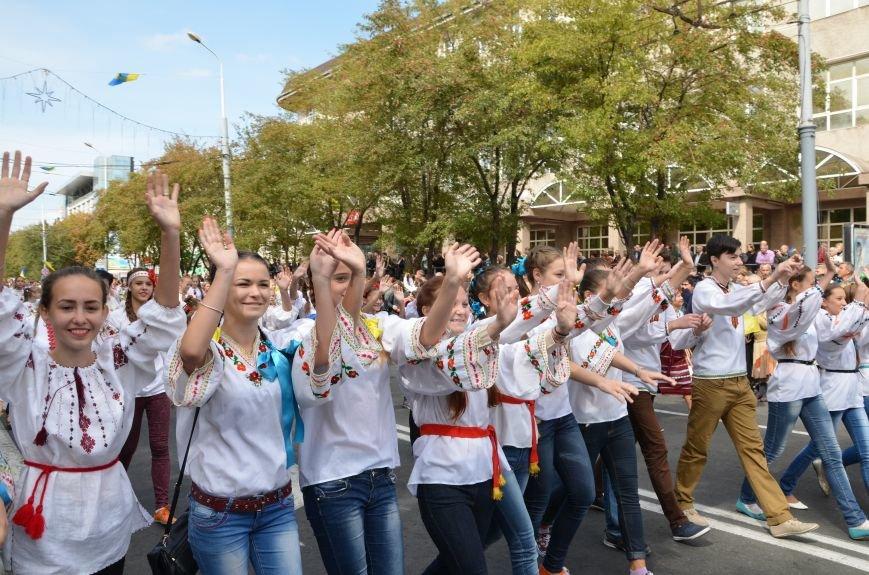 В Мариуполе прошел парад вышиванок (ФОТОРЕПОРТАЖ+ВИДЕО), фото-13