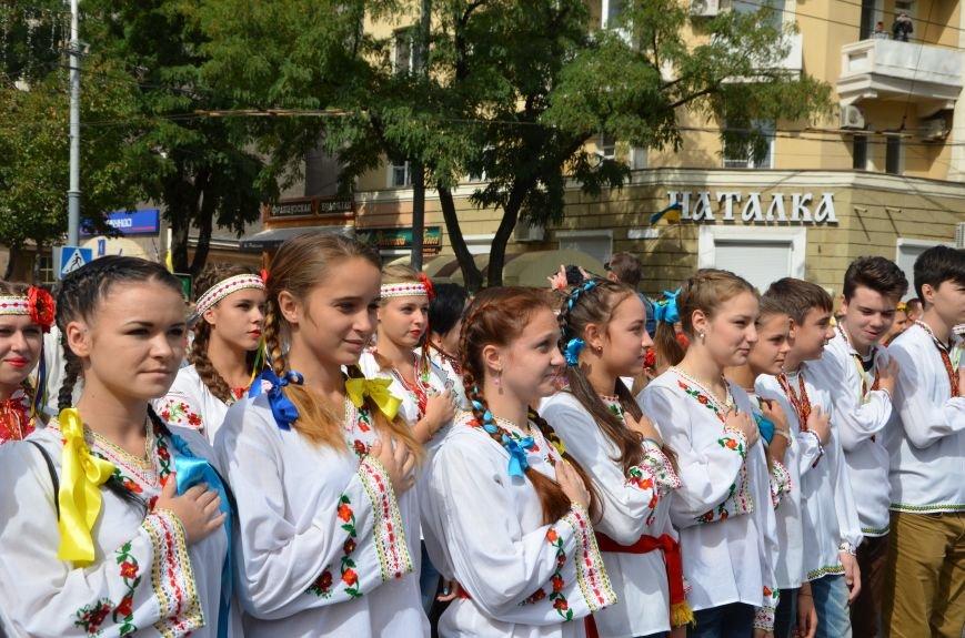 В Мариуполе прошел парад вышиванок (ФОТОРЕПОРТАЖ+ВИДЕО), фото-20