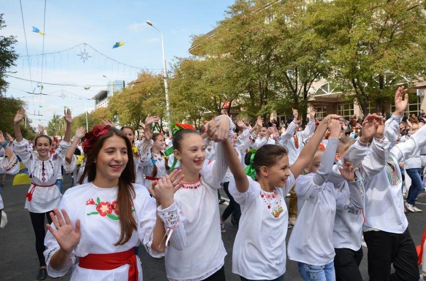 В Мариуполе прошел парад вышиванок (ФОТОРЕПОРТАЖ+ВИДЕО), фото-12