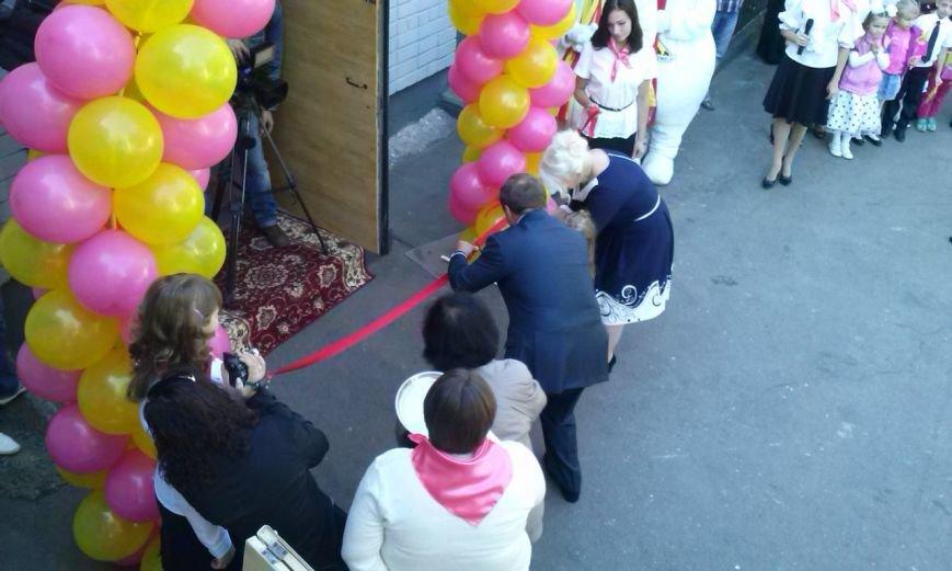 В Днепровском районе Днепродзержинска открылось дошкольное учебное заведение №44 «Аист», фото-9