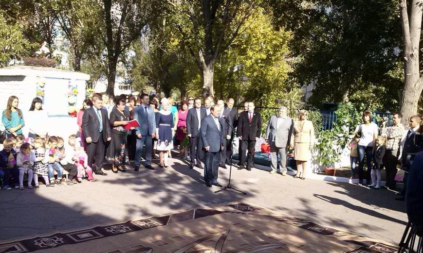 В Днепровском районе Днепродзержинска открылось дошкольное учебное заведение №44 «Аист», фото-2