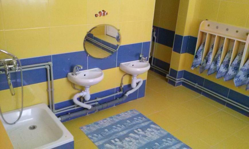 В Днепровском районе Днепродзержинска открылось дошкольное учебное заведение №44 «Аист», фото-13