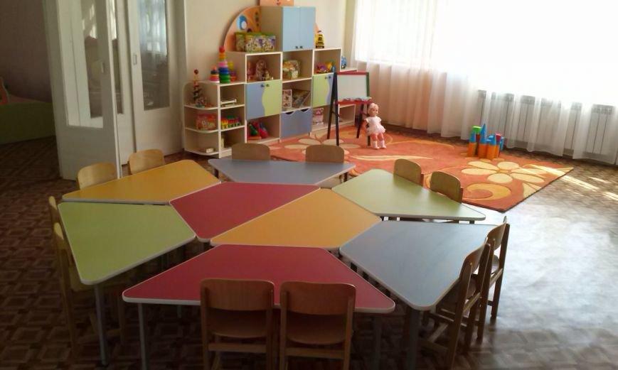 В Днепровском районе Днепродзержинска открылось дошкольное учебное заведение №44 «Аист», фото-15