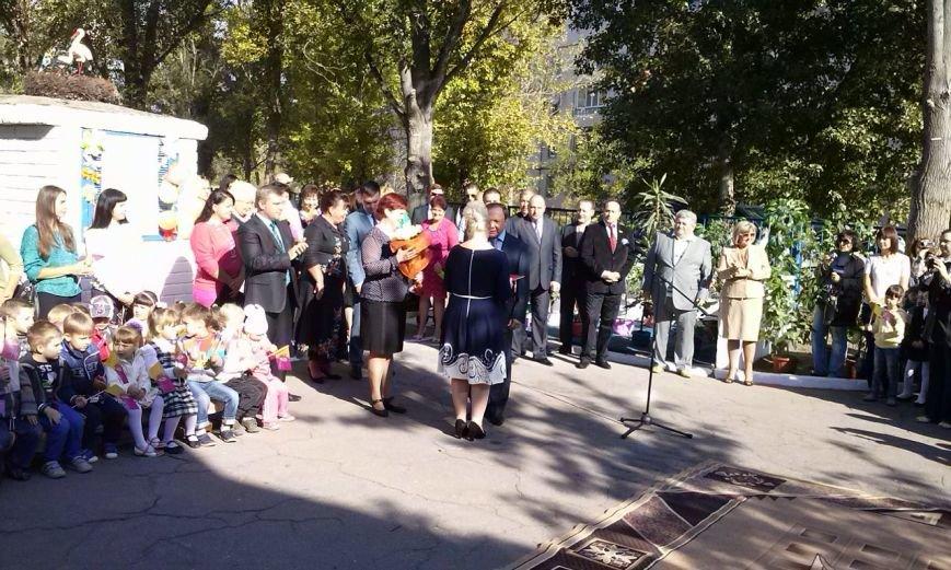 В Днепровском районе Днепродзержинска открылось дошкольное учебное заведение №44 «Аист», фото-3