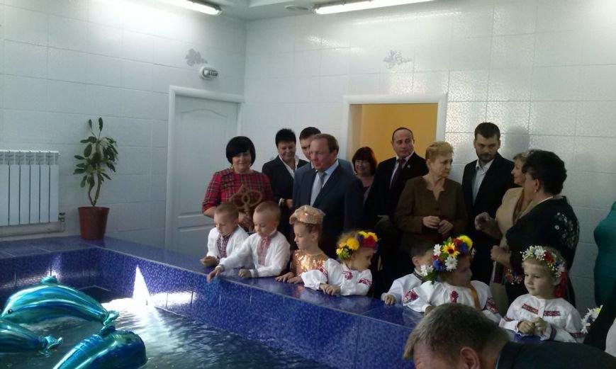 Дети будут плавать в новеньком бассейне на левобережье Днепродзержинска, фото-12