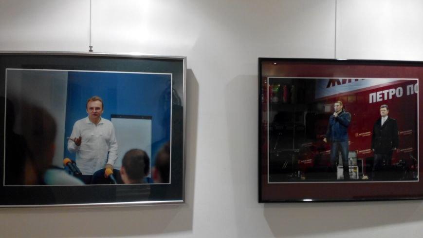 У Рівному відкрили виставку-фотозвіт подій за рік (Фото), фото-5