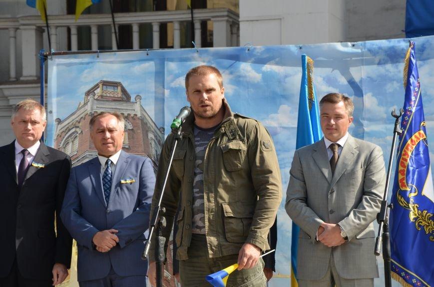 В Мариуполе назовут улицу именем погибшего бойца полка «Азов» (ФОТО+ВИДЕО), фото-1