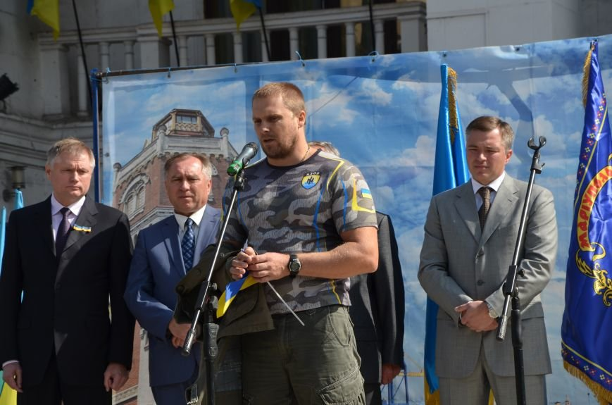 В Мариуполе назовут улицу именем погибшего бойца полка «Азов» (ФОТО+ВИДЕО), фото-3