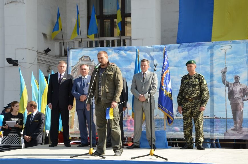 В Мариуполе назовут улицу именем погибшего бойца полка «Азов» (ФОТО+ВИДЕО), фото-2