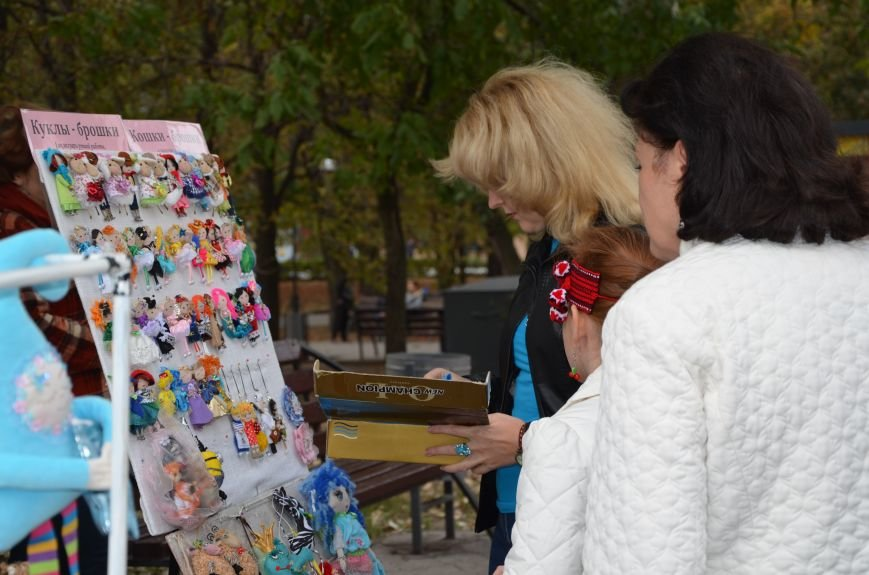 В Мариуполе «Город мастеров» стал патриотическим (ФОТО), фото-7