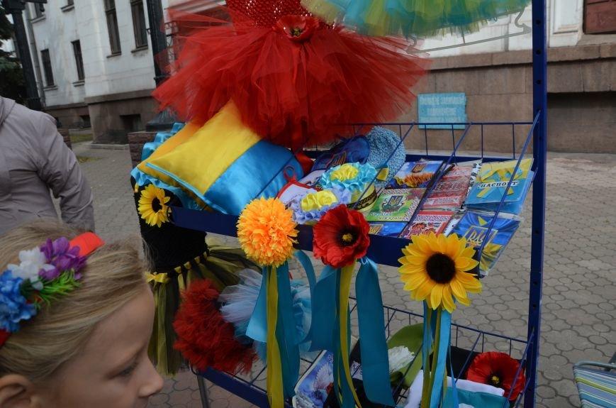 В Мариуполе «Город мастеров» стал патриотическим (ФОТО), фото-13