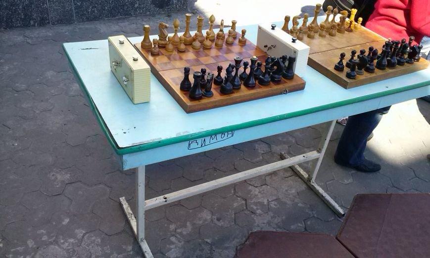 Ко Дню города на левом берегу Днепродзержинска прошел шахматный турнир, фото-3