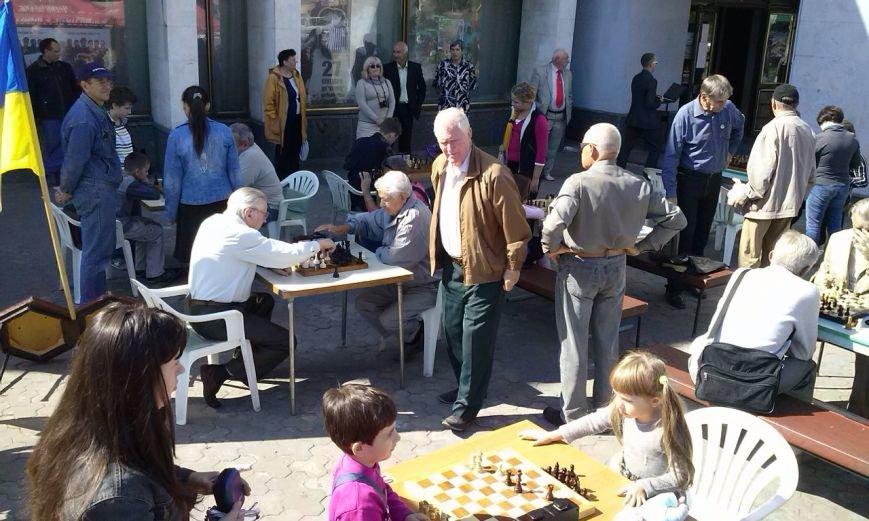 Ко Дню города на левом берегу Днепродзержинска прошел шахматный турнир, фото-1