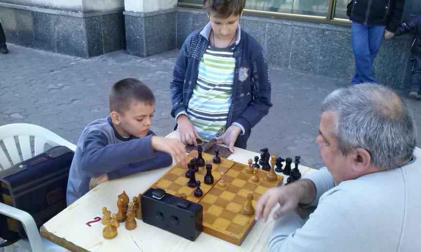 Ко Дню города на левом берегу Днепродзержинска прошел шахматный турнир, фото-2
