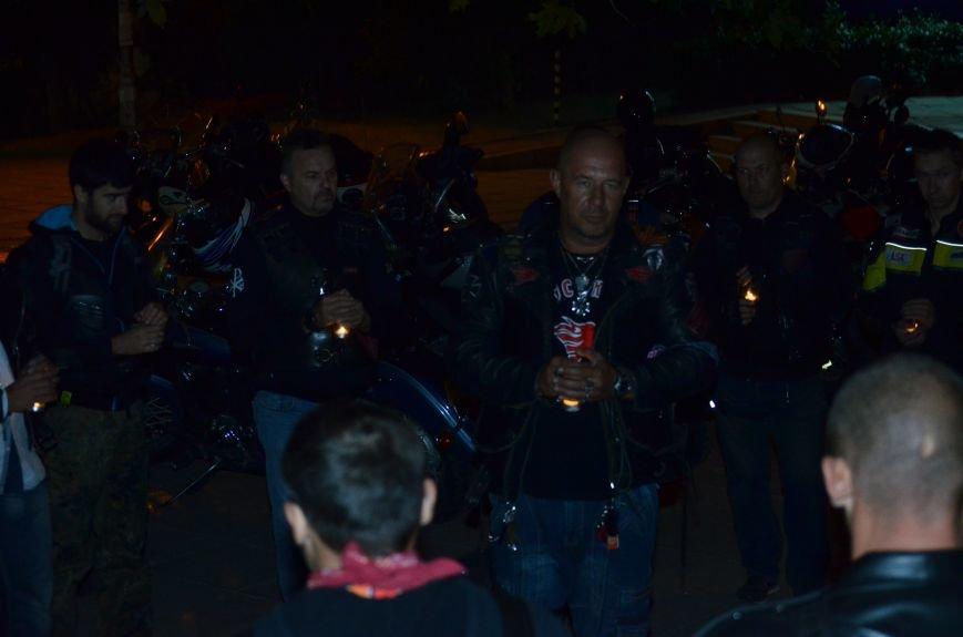 В Ялте провели День памяти погибших мотоциклистов, фото-5