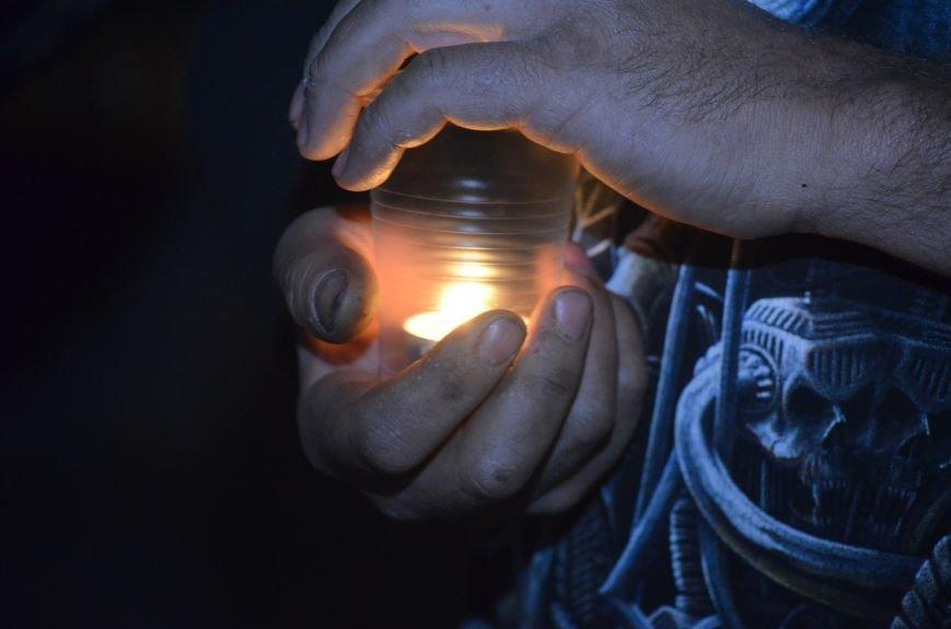 В Ялте провели День памяти погибших мотоциклистов, фото-1
