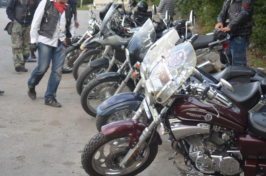 В Ялте провели День памяти погибших мотоциклистов, фото-2