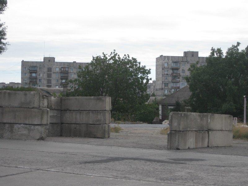 Мариупольцы протестуют против установки дополнительных блокпостов рядом с жилыми домами (ФОТО), фото-3