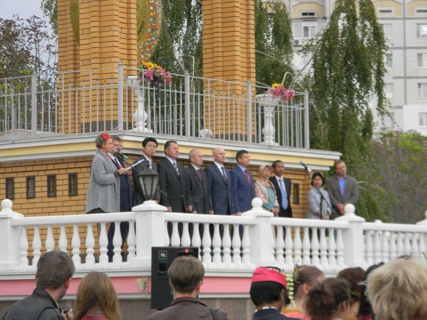 В Кременчуге состоялась ежегодная акция «Колокола Гонга Мира», фото-1