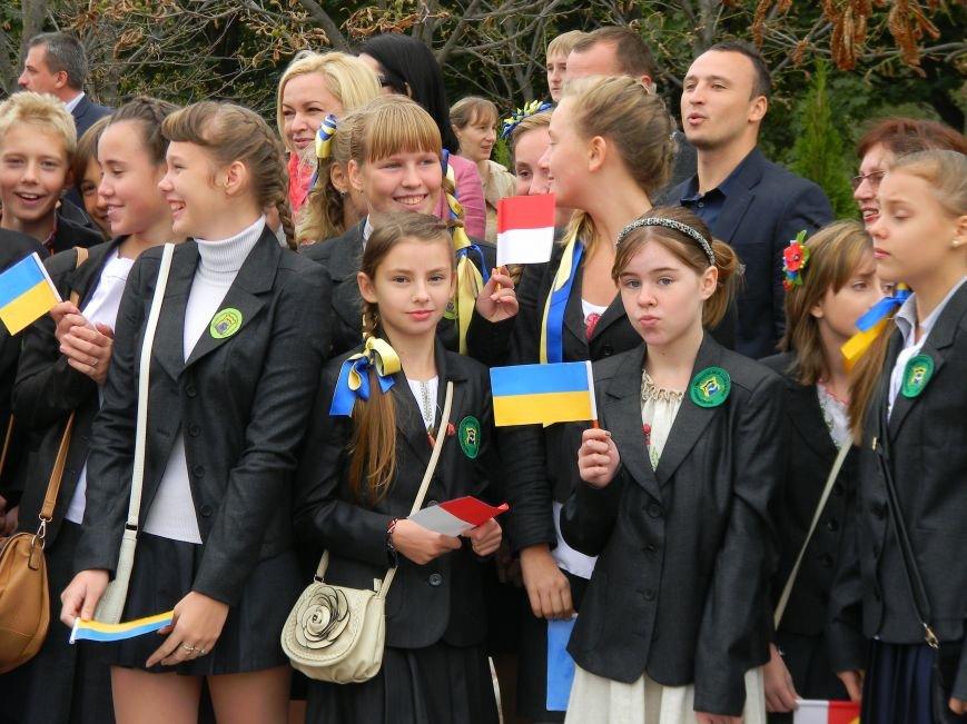 В Кременчуге состоялась ежегодная акция «Колокола Гонга Мира», фото-4