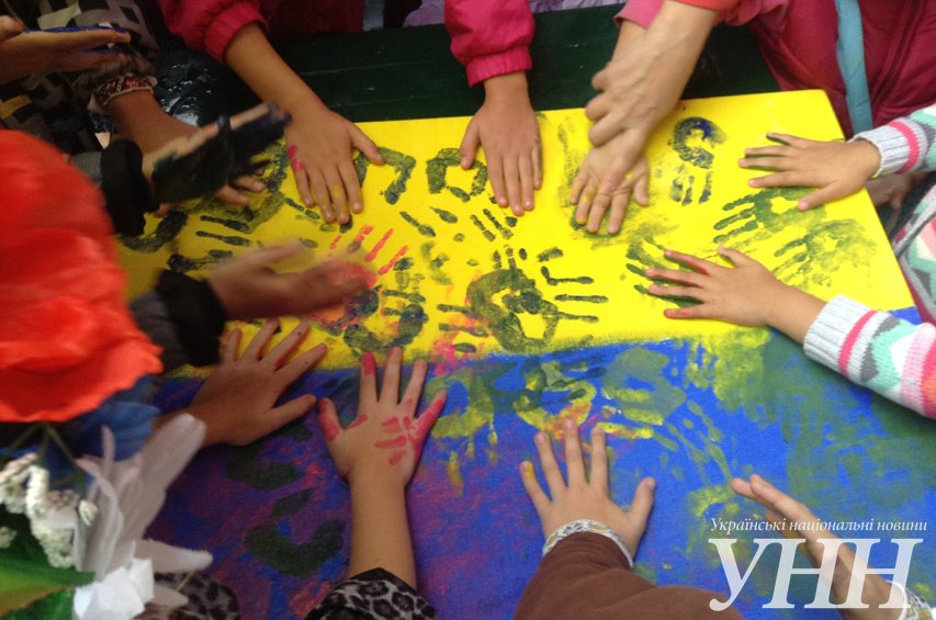 Нет войне! В Киеве прошла акция, посвященная Дню Мира (ФОТО), фото-3