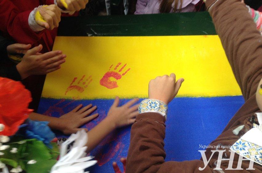 Нет войне! В Киеве прошла акция, посвященная Дню Мира (ФОТО), фото-1