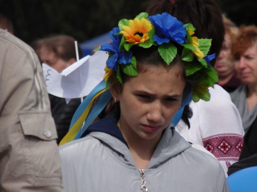 Марш мира в Днепропетровске. Как это было (ВИДЕО, ФОТО), фото-38
