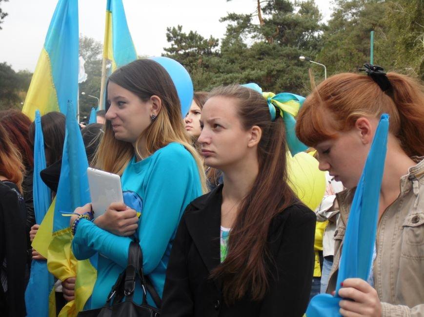Марш мира в Днепропетровске. Как это было (ВИДЕО, ФОТО), фото-36