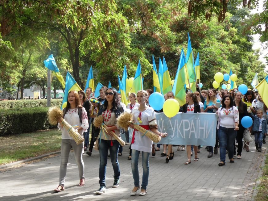 Марш мира в Днепропетровске. Как это было (ВИДЕО, ФОТО), фото-4