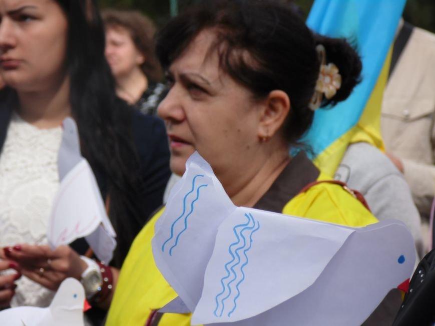 Марш мира в Днепропетровске. Как это было (ВИДЕО, ФОТО), фото-37
