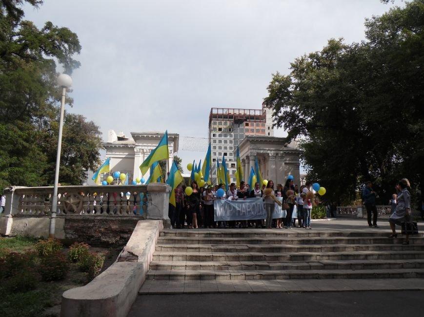 Марш мира в Днепропетровске. Как это было (ВИДЕО, ФОТО), фото-14