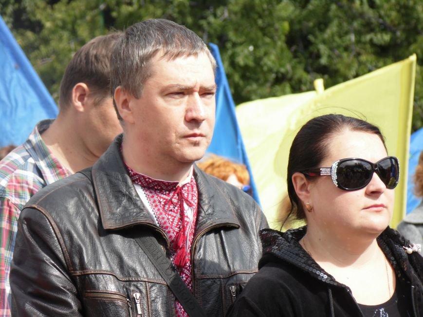 Марш мира в Днепропетровске. Как это было (ВИДЕО, ФОТО), фото-24