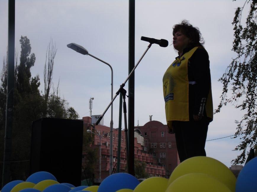 Марш мира в Днепропетровске. Как это было (ВИДЕО, ФОТО), фото-28