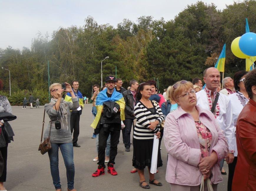 Марш мира в Днепропетровске. Как это было (ВИДЕО, ФОТО), фото-32