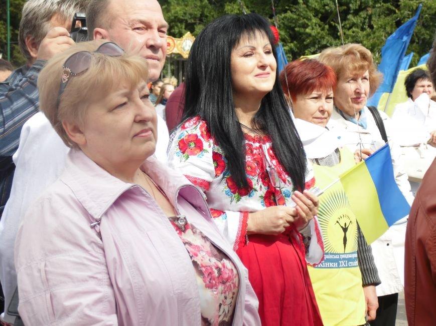 Марш мира в Днепропетровске. Как это было (ВИДЕО, ФОТО), фото-27