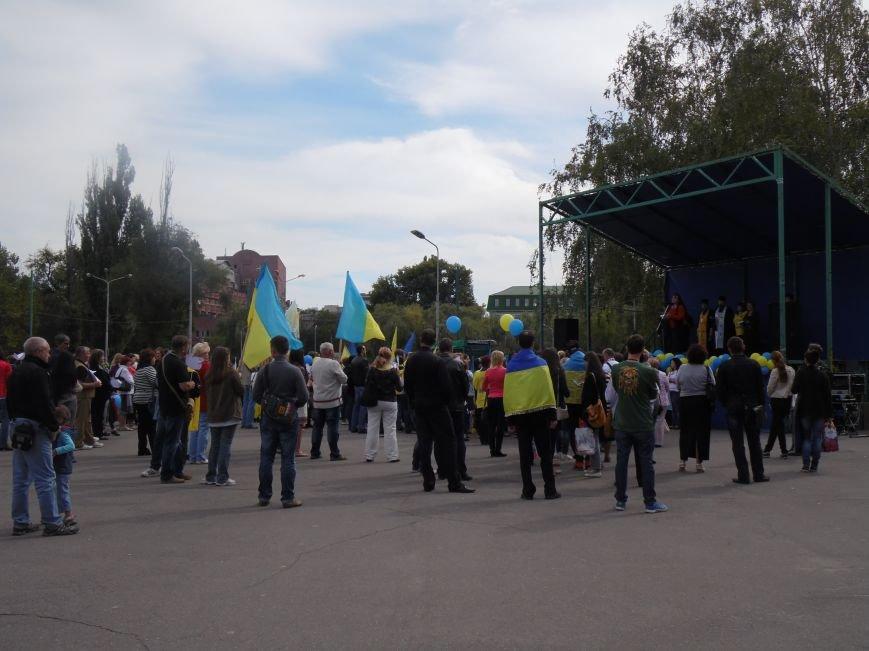 Марш мира в Днепропетровске. Как это было (ВИДЕО, ФОТО), фото-56