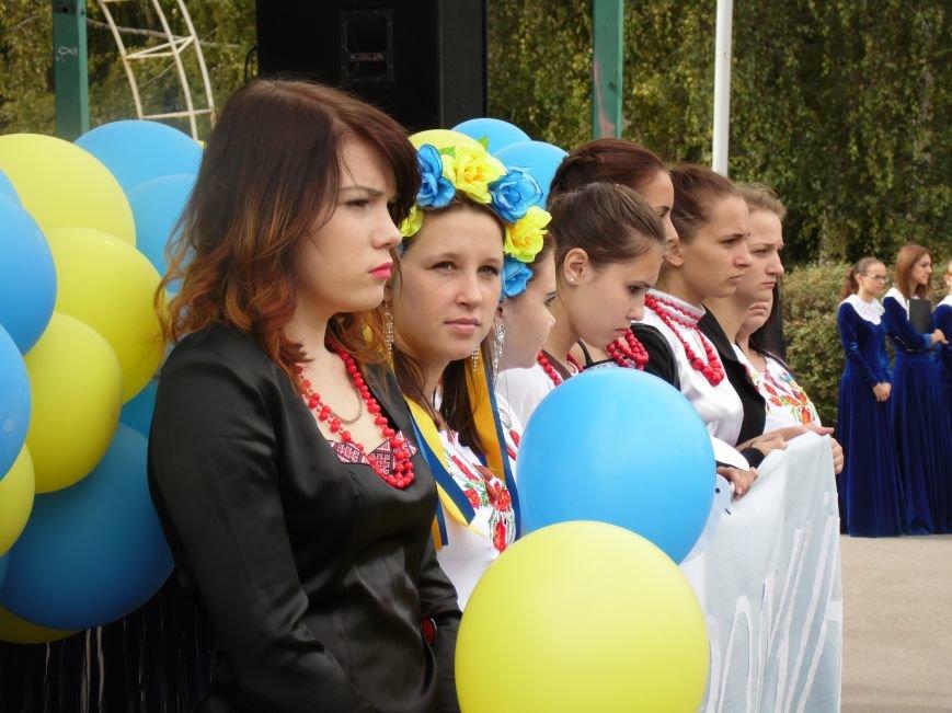 Марш мира в Днепропетровске. Как это было (ВИДЕО, ФОТО), фото-35