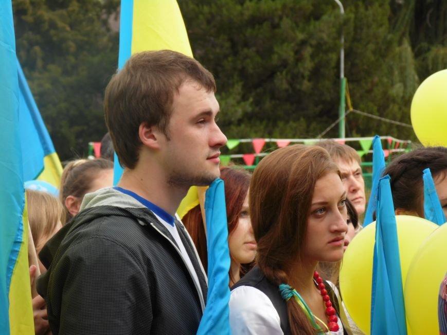 Марш мира в Днепропетровске. Как это было (ВИДЕО, ФОТО), фото-31