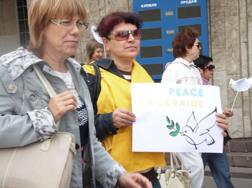Марш мира в Днепропетровске. Как это было (ВИДЕО, ФОТО), фото-11