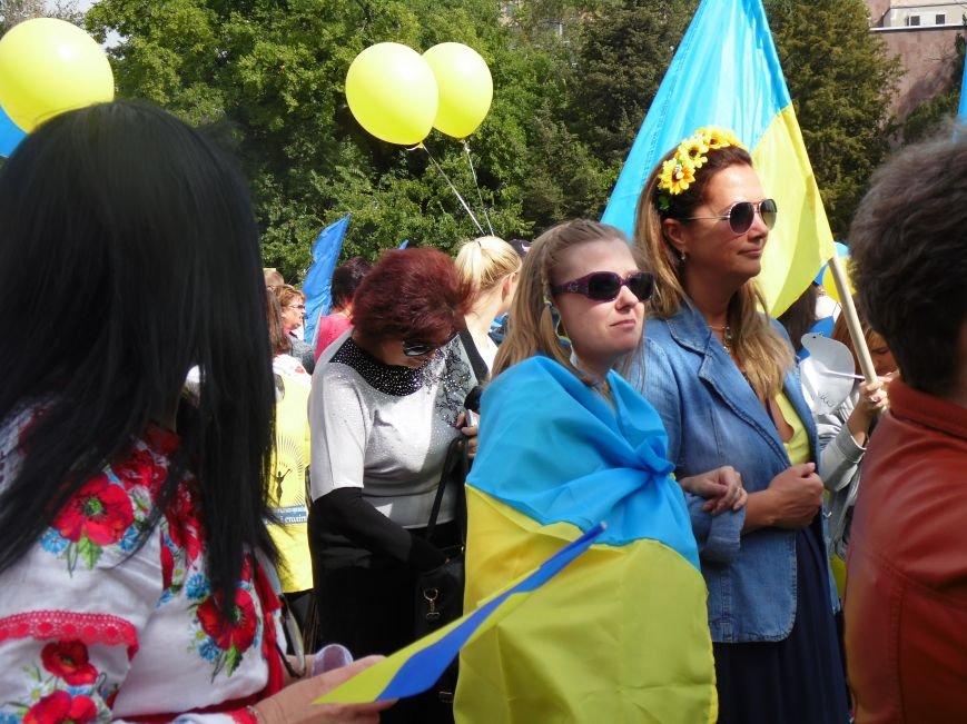 Марш мира в Днепропетровске. Как это было (ВИДЕО, ФОТО), фото-22
