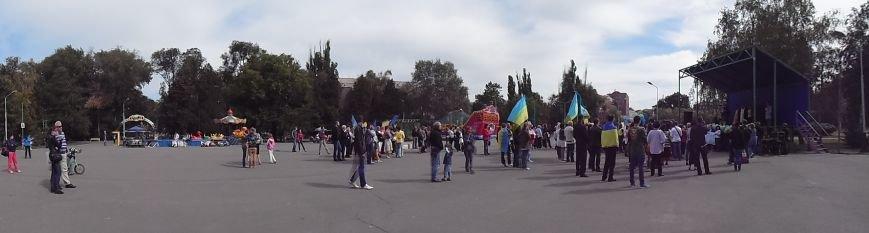 Марш мира в Днепропетровске. Как это было (ВИДЕО, ФОТО), фото-62