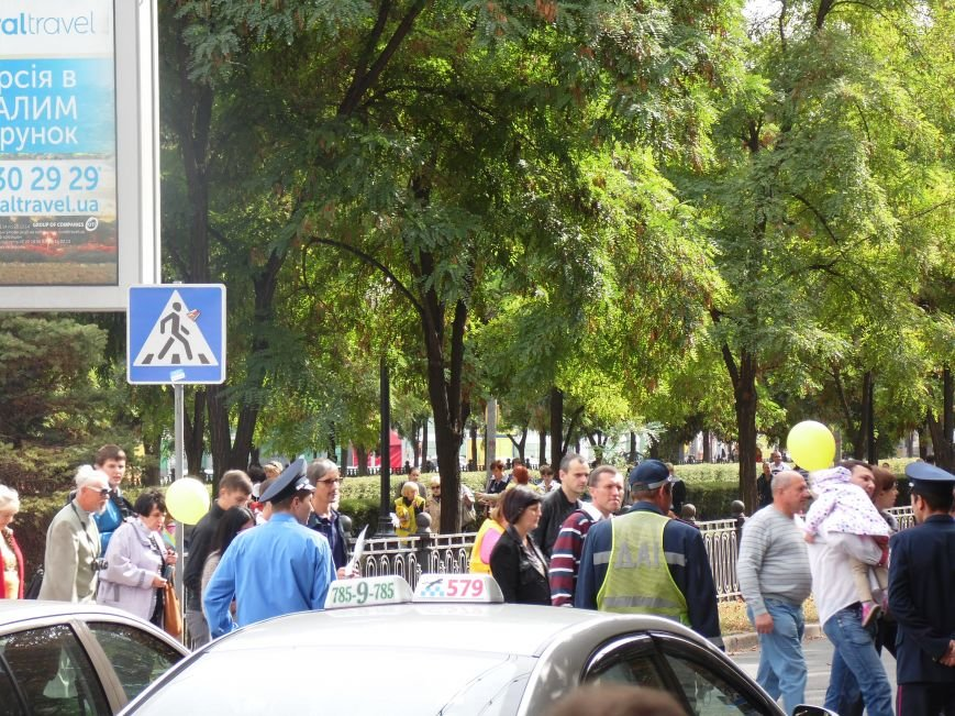 Марш мира в Днепропетровске. Как это было (ВИДЕО, ФОТО), фото-8