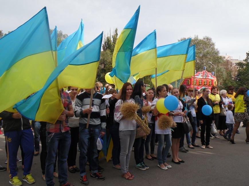 Марш мира в Днепропетровске. Как это было (ВИДЕО, ФОТО), фото-19