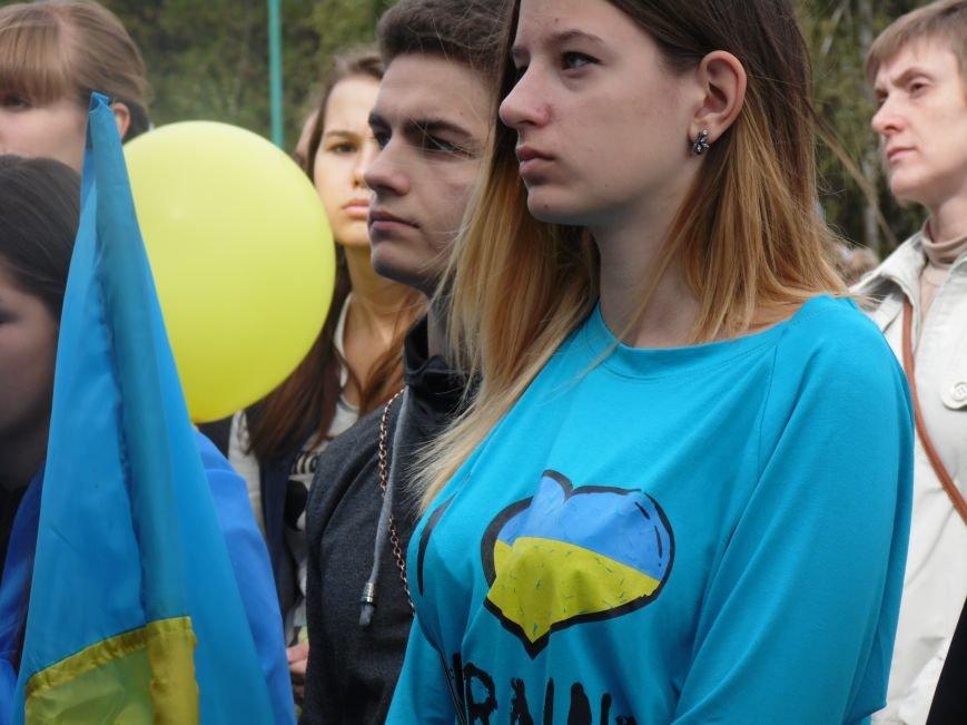 Марш мира в Днепропетровске. Как это было (ВИДЕО, ФОТО), фото-40