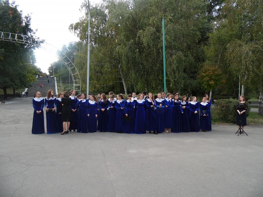 Марш мира в Днепропетровске. Как это было (ВИДЕО, ФОТО), фото-50