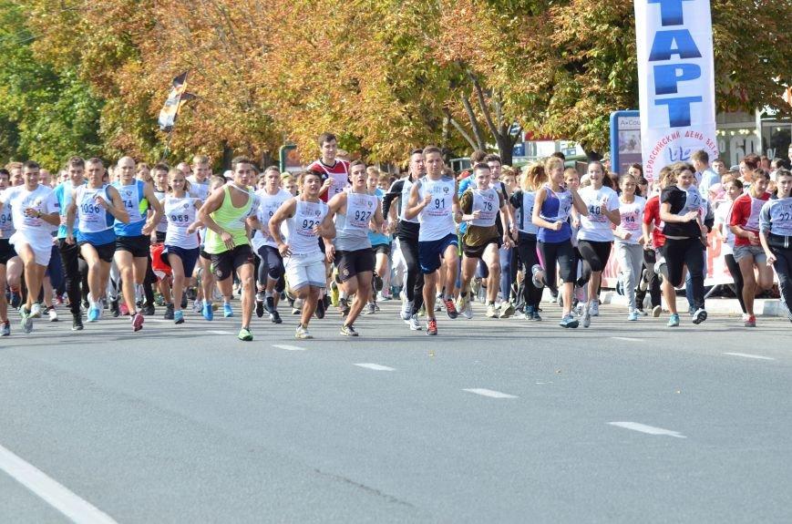 ФОТОРЕПОРТАЖ: В Симферополе более 2 тысяч бегунов поучаствовали в «Кроссе наций», фото-9