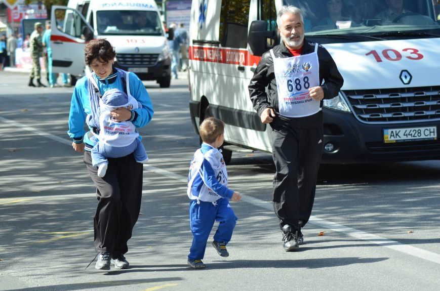 ФОТОРЕПОРТАЖ: В Симферополе более 2 тысяч бегунов поучаствовали в «Кроссе наций», фото-14