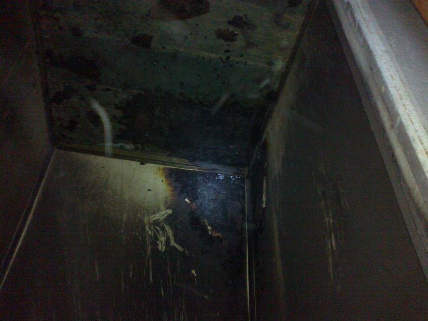 В одной из кременчугских многоэтажек сгорел лифт (ФОТО), фото-2