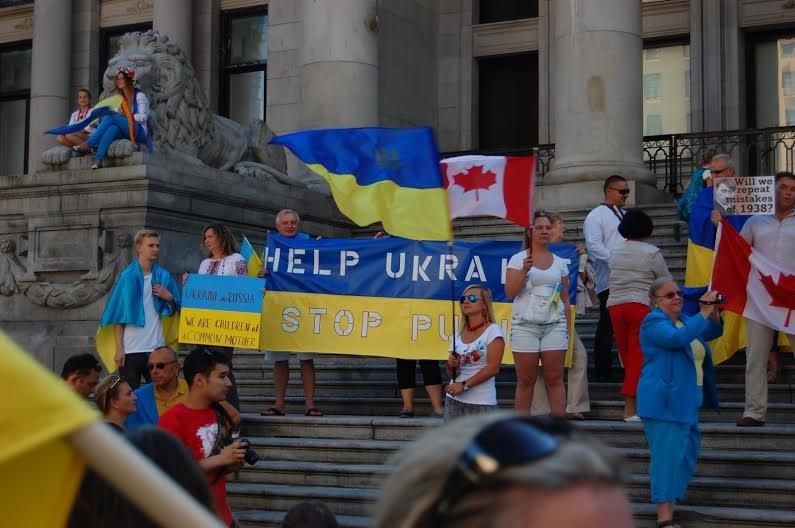 Мариупольцы участвовали  в канадском Марше мира, прошедшем в Ванкувере (ФОТОРЕПОРТАЖ), фото-7