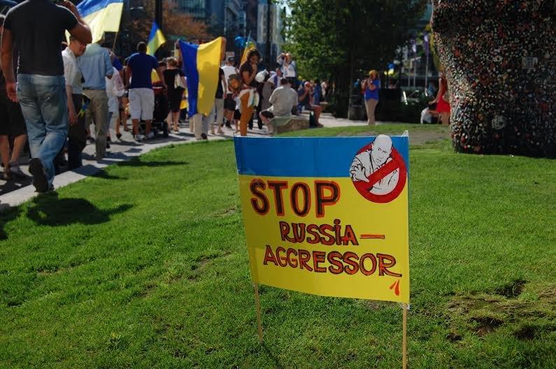 Мариупольцы участвовали  в канадском Марше мира, прошедшем в Ванкувере (ФОТОРЕПОРТАЖ), фото-10